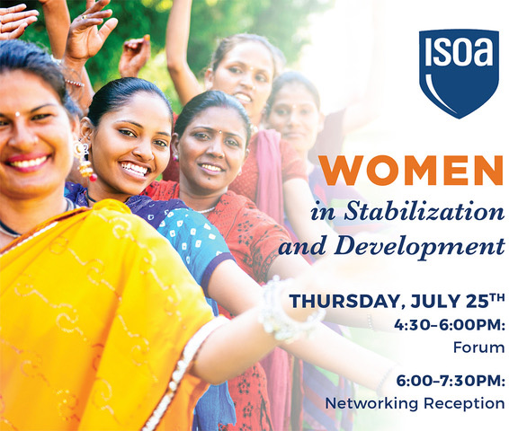 Women in Stabilization Forum